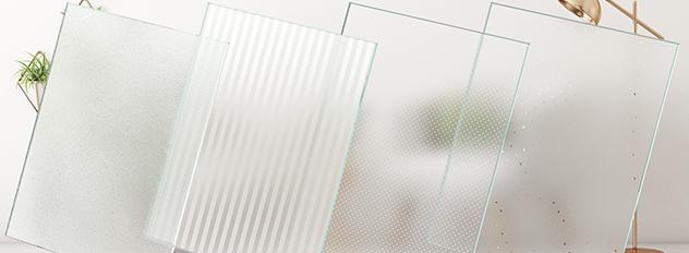 ESG Ornamentglas