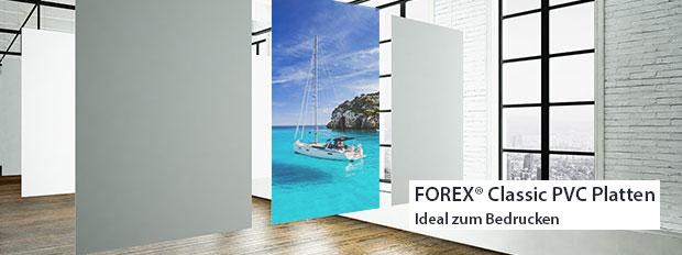 FOREX® PVC Platten Zuschnitte