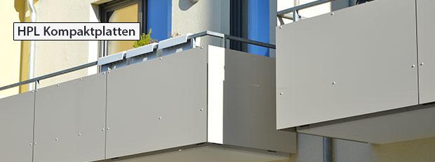 HPL Kompaktplatten Zuschnitte