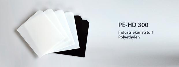 PE-HD 300 Platten Zuschnitte