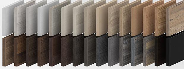 Spanplatten Holzdekor Zuschnitt
