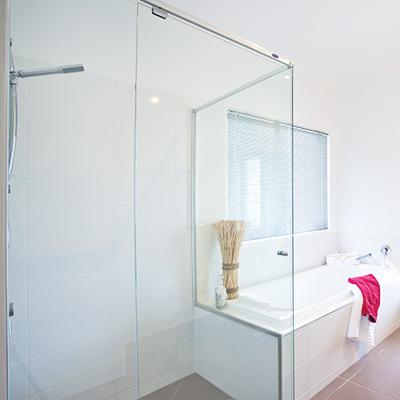 Duschwand ShowerProtect