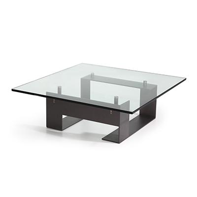 Glastisch mit Glasplatten Zuschnitt