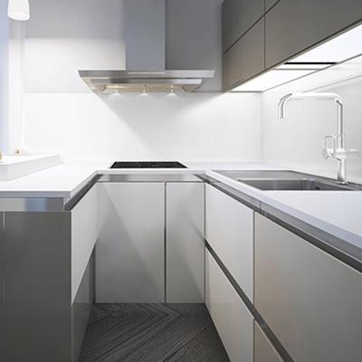 PLEXIGLAS® Küchenrückwand nach Maß