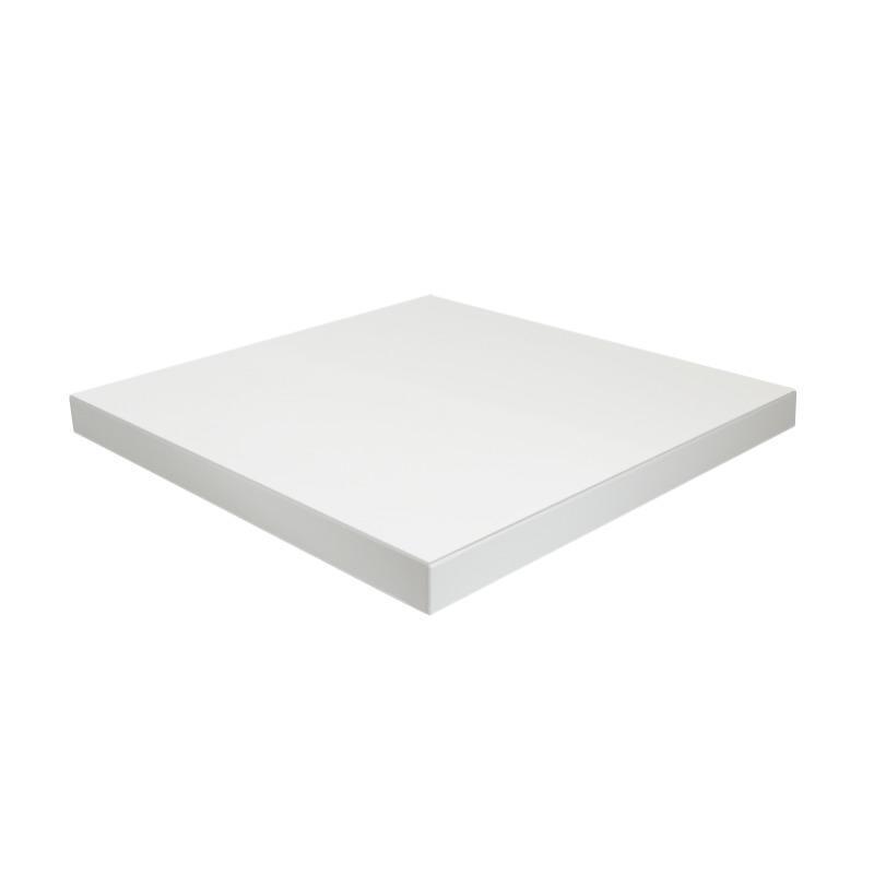 Schreibtischplatten Zuschnitt in Weiß