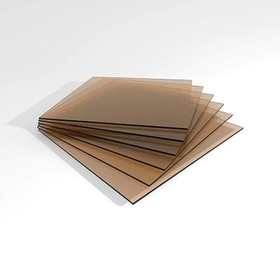 Bronze ESG Glas für Türblätter