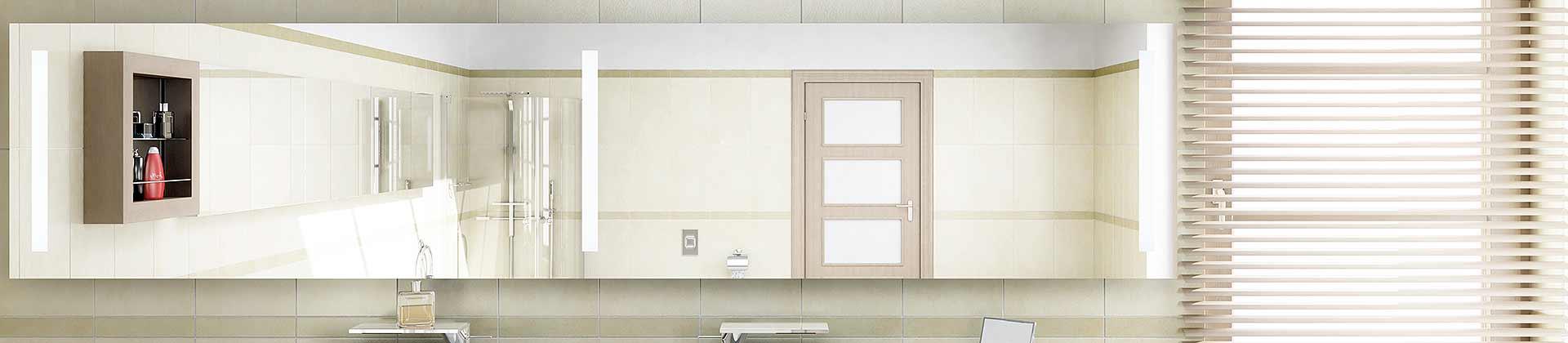 Wandspiegel Zuschnitte