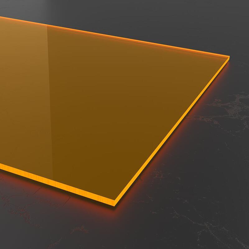 acrylglas fluoreszierend orange zuschnitt. Black Bedroom Furniture Sets. Home Design Ideas