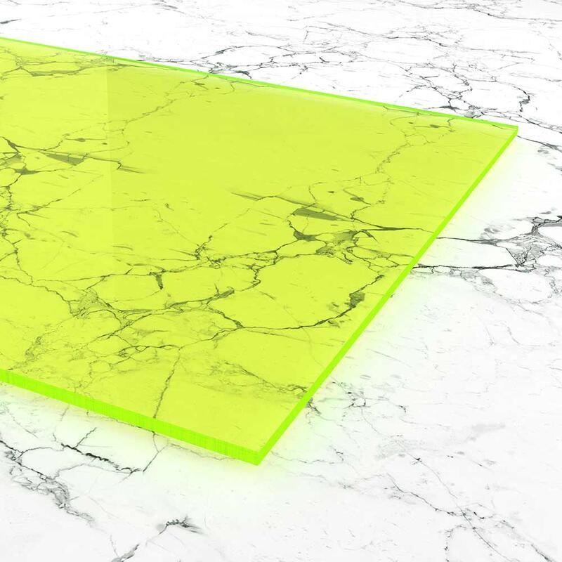 acrylglas gr n fluoreszierend zuschnitt. Black Bedroom Furniture Sets. Home Design Ideas