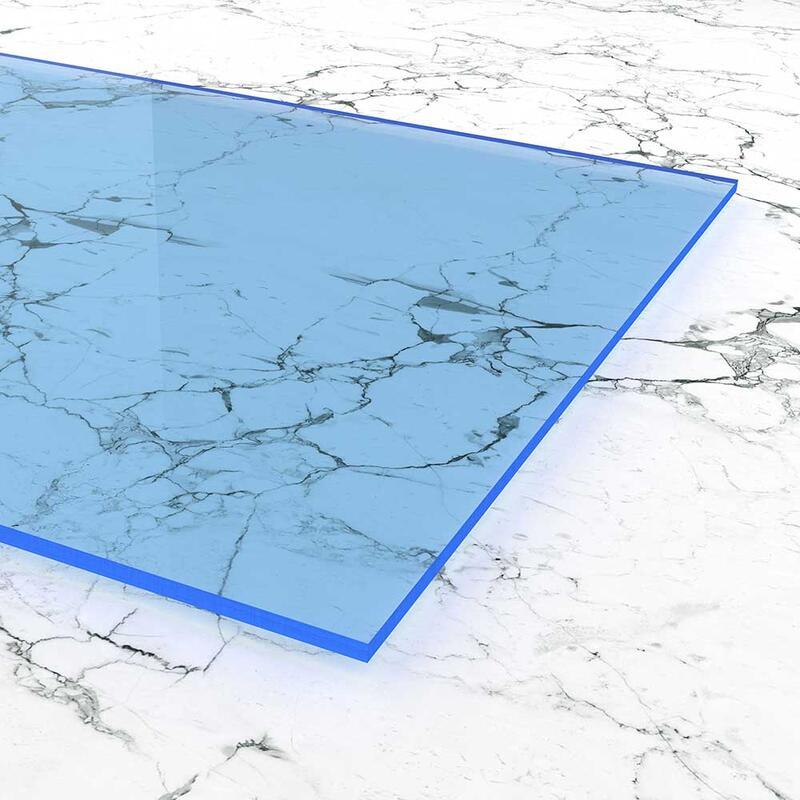acrylglas fluoreszierend blau zuschnitt. Black Bedroom Furniture Sets. Home Design Ideas