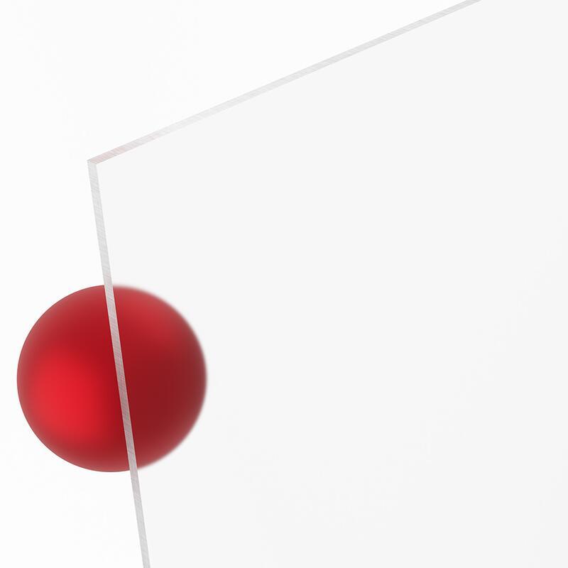 Acrylglas Zuschnitt Plexiglas Zuschnitt 2-8mm Platte//Scheibe klar//transparent 3 mm, 800 x 300 mm