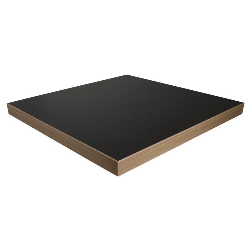 dekorspanplatte schwarz matt spanplatten 19mm 100x70 cm. Black Bedroom Furniture Sets. Home Design Ideas