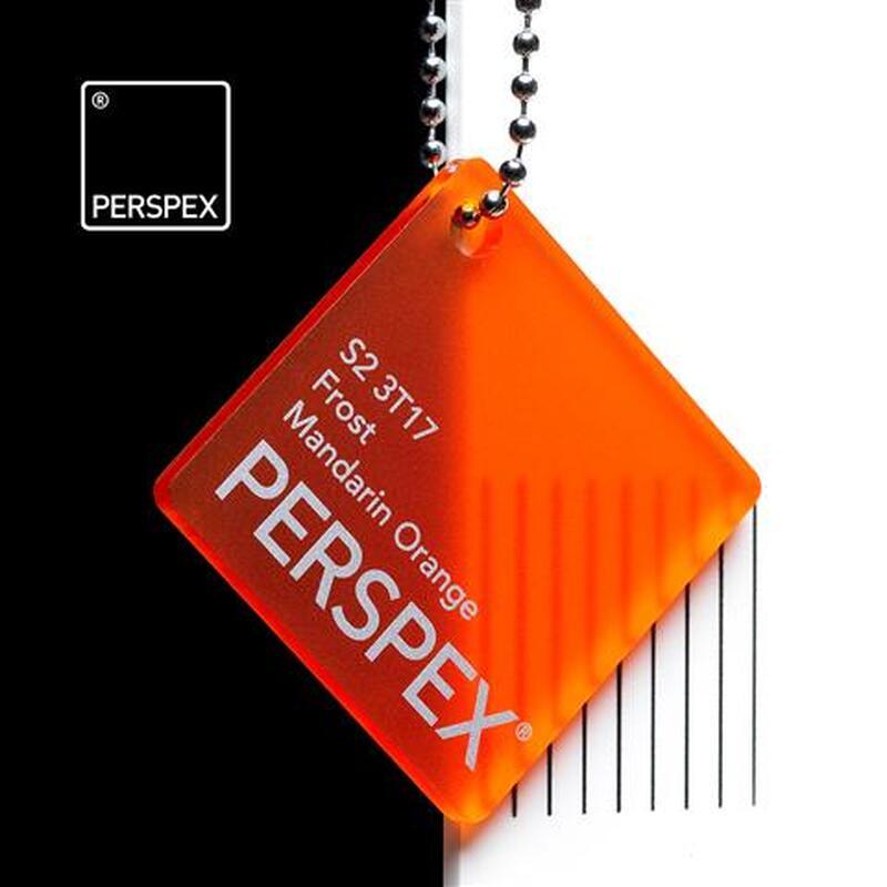 acrylglas orange satiniert 3mm zuschnitt nach mass. Black Bedroom Furniture Sets. Home Design Ideas