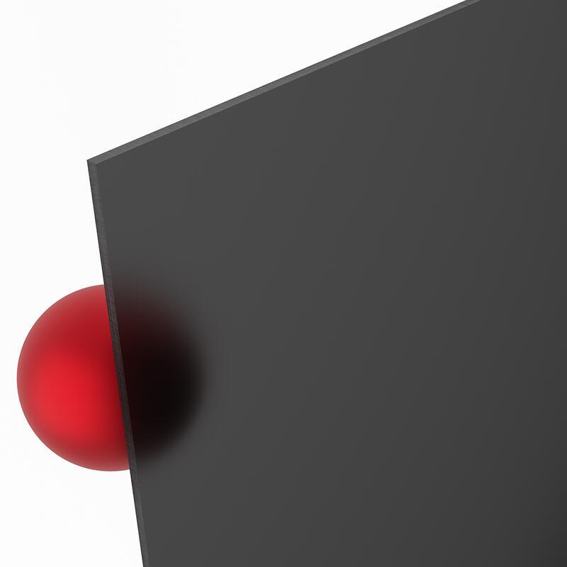 acrylglas grau satiniert matt get nt. Black Bedroom Furniture Sets. Home Design Ideas