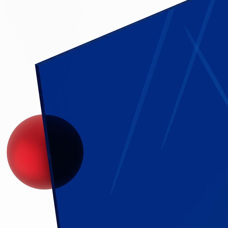 Acrylglas GS farblos transparent Zuschnitt 25 x 25 x 0,2 cm